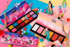 """""""конфетные"""" наборы от <b>NYX Professional Makeup</b>"""