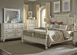 country white bedroom furniture. High Country White Poster Bedroom Set Furniture