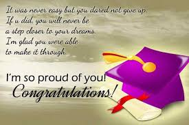 Proud Of You Quotes Gorgeous Congratulation Quotes We Are Proud Of You And Your Accomplishments