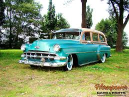 Working.Class.Kustoms: for $ale // 1954 Chevrolet Woody Wagon
