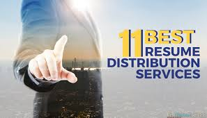 The Best Resume Distribution Services 40 Best Resume Services Stunning Resume Distribution