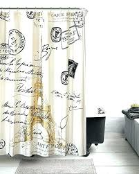 clear top shower curtain curtains with panel new
