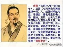 Image result for 商君书 商鞅