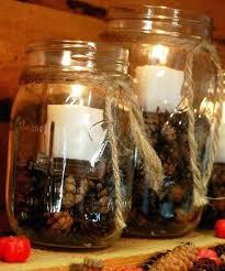 Decorating Candle Jars Decorating Candle Jars Table Decorations With Mason Jars Do U Love 65