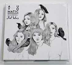 Red Velvet Ice Cream Cake 1st Mini Album Automatic Ver Cd