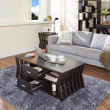 furniture of america loxie modern espresso slatted coffee table 0035c985 9bae 419f 8582 04d163d339acl home design
