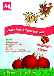 Free Christmas Invitation Templates Free Christmas Invitation Template Copy 24 Free Christmas Party 20