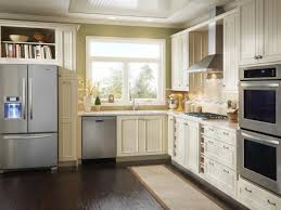 Small White Kitchen Creative Ideas Of Small White Kitchen With Lowes Kitchen Cabinet