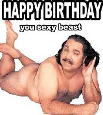 Naughty Birthday Wishes - Happy Birthday | Birthday Memes ... via Relatably.com