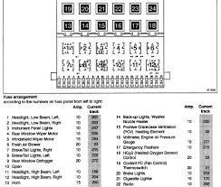 vw mk1 fuse box diagram vw wiring diagrams online