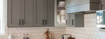Kitchens With Grey Cabinets Fascinating Are Grey Kitchen Cabinets Better Than White Warline Painting