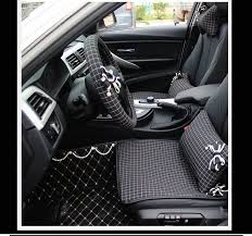 white leather car seat covers