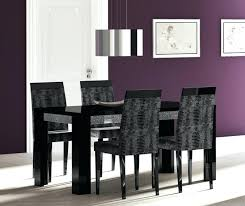 black dining table and chairs catchy black wood dining table with tables elegant room and chairs