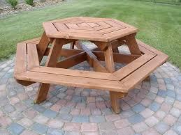 round picnic table plans pixsharkcom images