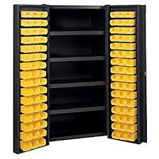 industrial storage cabinet with doors. Modren Doors Edsal Manufacturing BC6202BLK Industrial Bin Storage Cabinet On With Doors