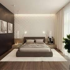 modern bedroom wall designs. мастер спальня / Brown Bedroom Love The Curtains Modern Wall Designs M