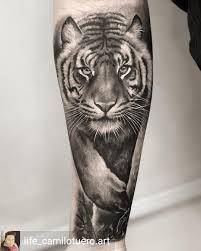 Tatuaggio Tigre
