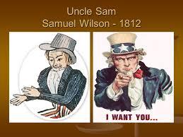 「1813,Samuel Wilson」の画像検索結果