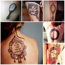Mirrors In Bedroom Superstition Incredible Mirror Tattoo Designs Tattoo Ideas Gallery Designs