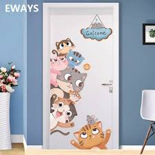 Monkey Growth Chart Wall Buy Jungle Animal Monkey Growth Chart Stadiometer Stickers