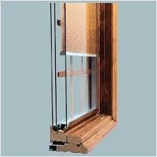 blinds inside window panes how mini blinds between glass work