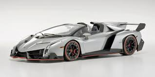 lamborghini veneno black and orange. ousia 118scale lamborghini veneno roadster gray red line noksc09502gr black and orange e