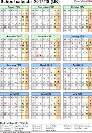 Free Printable School Calendar Printable School Calendar 2019 15 Blank Calendar School Year 2017 18