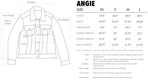 33 Cogent Inked Shop Size Chart