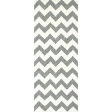 chevron entry rug hand hooked ivory steel chevron runner rug 2 x 5 2 x 5 free today