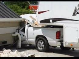 Driver Speaks Out About Bank Awning Crash