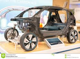 BMW 5 Series bmw i3 frame : The BMW i3 body structure editorial photography. Image of body ...