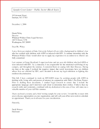 Elegant Application Letter Full Block Format Sample Robinson