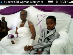 Mature woman for marriage