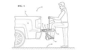 GM Patents Tailgate Step for Pickup Trucks: Off-Road.com