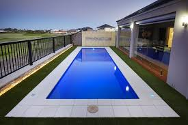 home swimming pools at night. Square Swimming Pool Designs Cool Wonderful Double Small Inground Pools With Green Field Picture Design Ideas X Home At Night
