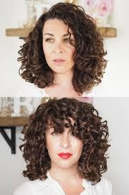 diy cut for shape volume curly cailín