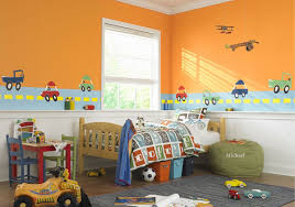 Paint Colors For Boys Bedrooms Painting Ideas For Kid Bedrooms
