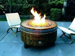 target gas fire pit table top best natural installation tabletop small uniflame lp column