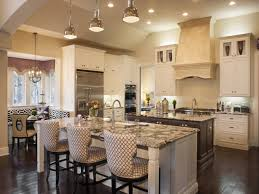 Open Kitchen Design With Large Island House Plans Home Plans