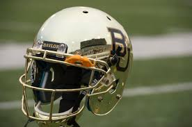 Image result for baylor bears football helmet