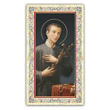 holy card saint gerard majella prayer ita 10x5 cm 4