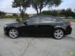 Black Granite Metallic 2012 Chevrolet Cruze LTZ/RS Exterior Photo ...