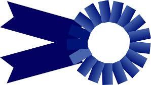 Blue Ribbon Template Blue Ribbon Award Template Printable Award Ribbons Colesecolossus