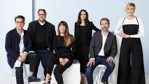 watch thr s full 2018 director roundtable with guillermo del toro greta gerwig angelina jolie and more on suntv hollywood reporter