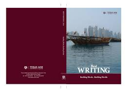 Best Writing 2014 with cover by Texas A&M at Qatar - issuu