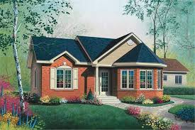 126 1671 2 bedroom 994 sq ft bungalow house plan 126 1671 front