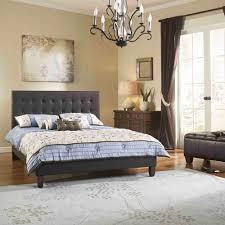Full Upholstered Bed Frame Silver Full Upholstered Bed Hi826 F Silver The Home Depot