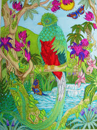 Illustrations By Pam J Smart From The Color Me Your Way