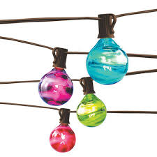 better homes and gardens lighting. decorate your home outside with these festive g50 multi marble globe string lights better u0026 garden are perfect homes and gardens lighting w