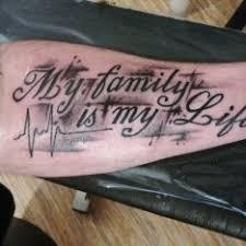 Písmo Tetování Tattoo